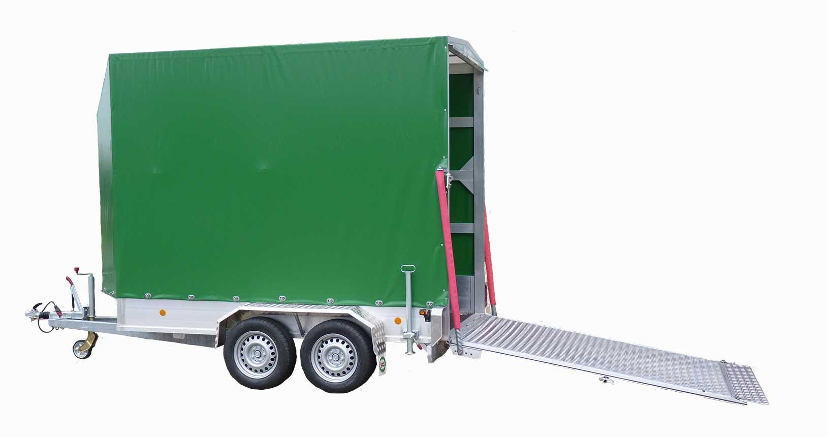 CC-Container Anhänger 6 CC