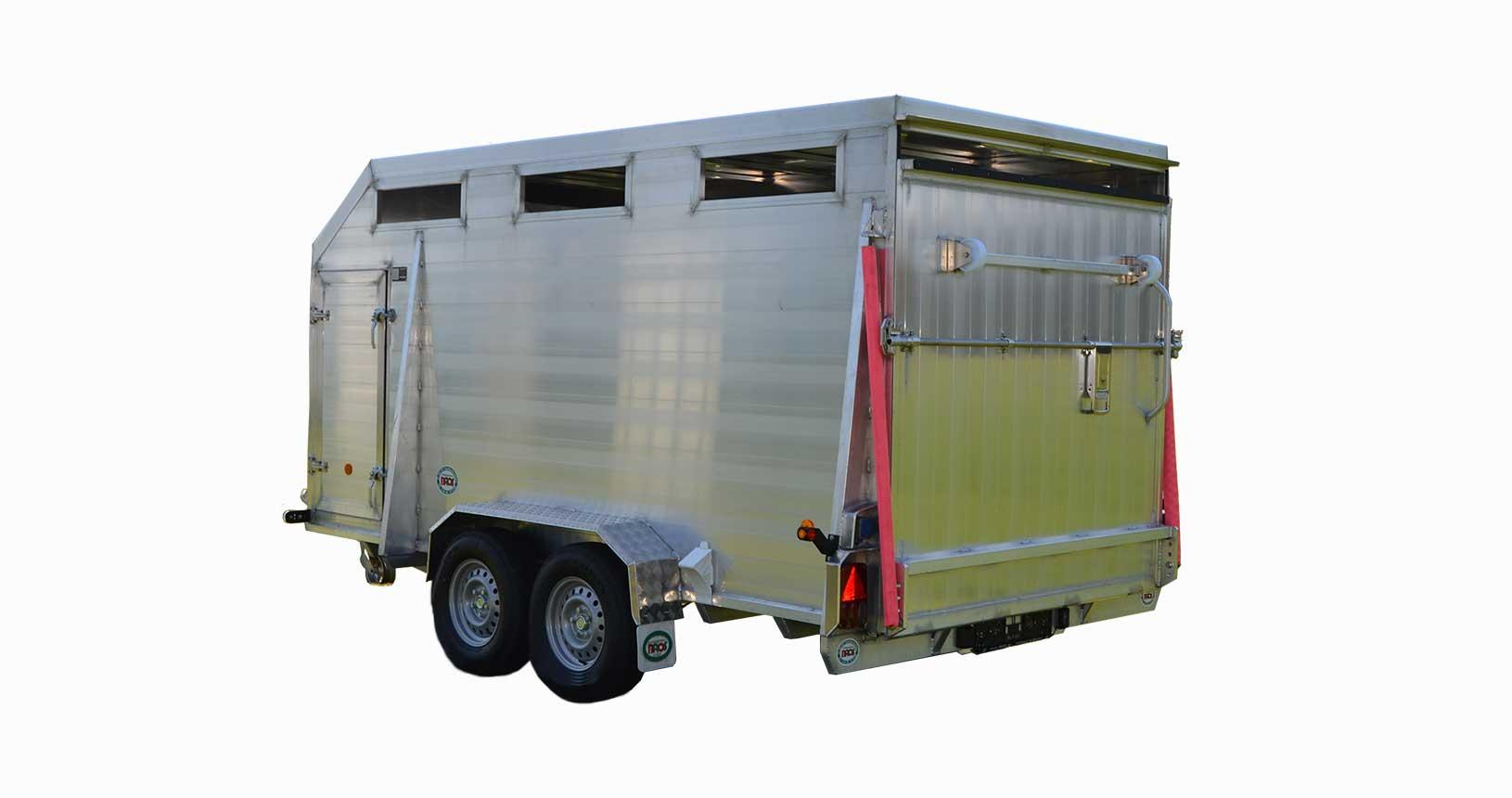 Rindertransporter einfache Ausführung