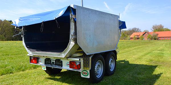 Fabelhaft PKW-Anhänger aus Vollaluminium   BAOS Anhängerbau &UA_71